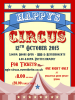 Happy's Circus is coming to Englefield Green School