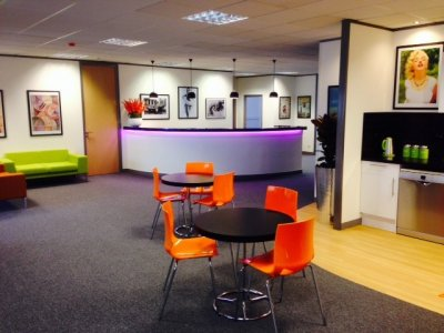 New serviced office opened in Egham